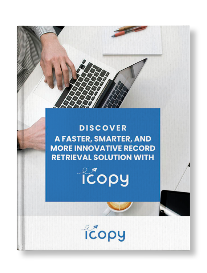 SHADOW Discover a Faster, Smarter, and More Innovative Record Retrieval Solution with iCopy-1